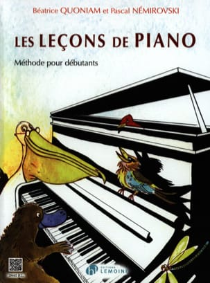 QUONIAM - NEMIROVSKI - Piano Lessons - Sheet Music - di-arezzo.co.uk