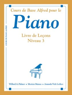ALFRED - Piano - Book of Lecons Level 3 - Sheet Music - di-arezzo.com