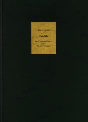 Fanny Hensel - Das Jahr. Fac Simile - Sheet Music - di-arezzo.co.uk