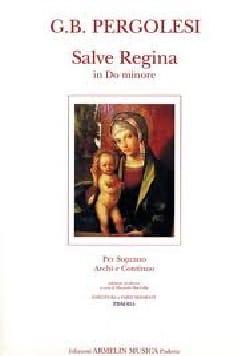 Salve Regina En Do Mineur - laflutedepan.com