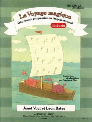 Le Voyage Magique Théorie Niveau 3A aventurier laflutedepan