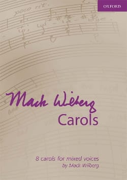 Mack Wilberg - Carols - Partition - di-arezzo.fr