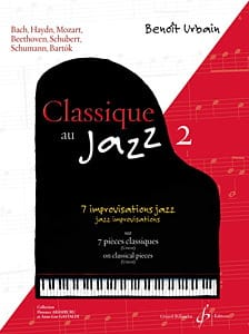 Benoît Urbain - Jazz Classical - Volume 2 - Sheet Music - di-arezzo.co.uk