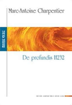 De Profundis H 232 - Marc-Antoine Charpentier - laflutedepan.com