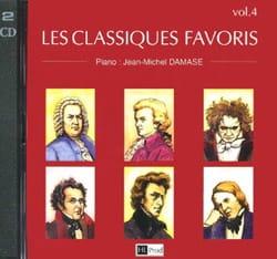 - The Favorite Classics Volume 4. 2 CD - Sheet Music - di-arezzo.com