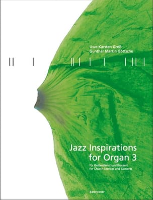 - Jazz Inspirations For Organ 3 - Partition - di-arezzo.fr