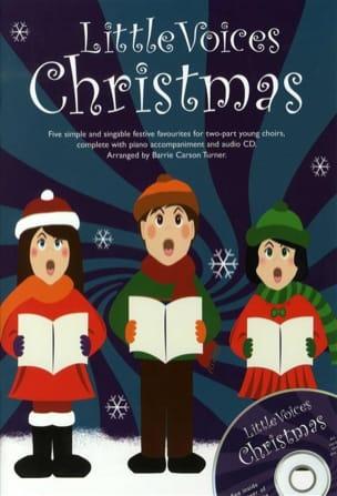 Little Voices Christmas - Partition - di-arezzo.fr