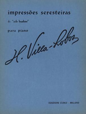 Impressoes Seresteiras VILLA-LOBOS Partition Piano - laflutedepan