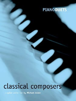 Classical Composers. 4 Mains - Partition - laflutedepan.com