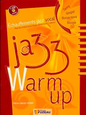 Pierre-Gérard Verny - Jazz Warm Up - Sheet Music - di-arezzo.com