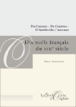 - 10 French Christmas of the 17th century - Sheet Music - di-arezzo.co.uk