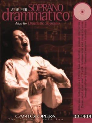 - Arie Per Soprano Dramatico - Sheet Music - di-arezzo.com