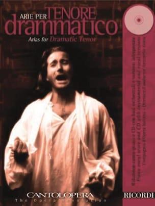 Arie Per Tenore Dramatico Partition Opéras - laflutedepan