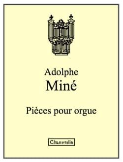 Adolphe Miné - Orgelstücke - Noten - di-arezzo.de