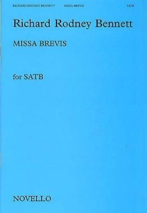Richard Rodney Bennet - Missa Brevis - Partition - di-arezzo.fr