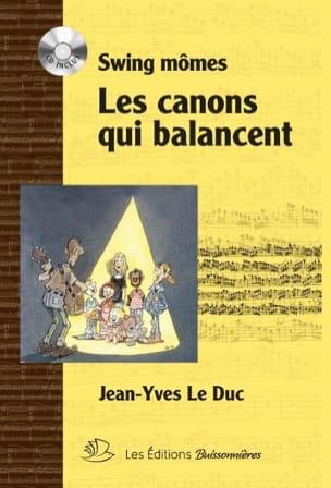 Duc Jean-Yves Le - Swing Momes CD - Sheet Music - di-arezzo.co.uk