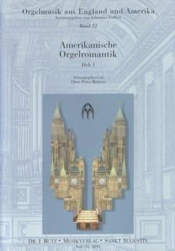 Amerikanische Orgelromantik Volume 1 - laflutedepan.com