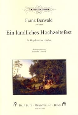 Franz Berwald - Ein Ländlisches Hochzeitsfest - Sheet Music - di-arezzo.co.uk