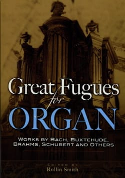 - Great Fugues For Organ - Partition - di-arezzo.fr