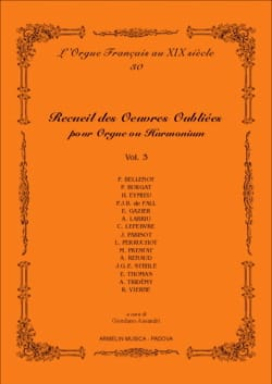 - Collection of forgotten works for organ. Volume 3 - Sheet Music - di-arezzo.com
