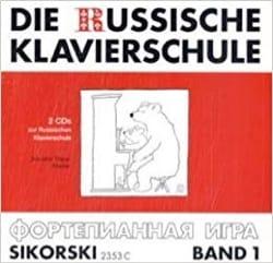 Nicolaiev - Die Russische Klavierschule Volume 1. CD - Partition - di-arezzo.fr