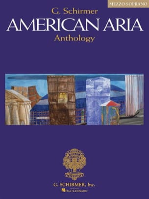 - American Aria Anthology. Mezzo - Partition - di-arezzo.fr