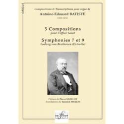 Compositions et Transcriptions Vol 1 laflutedepan