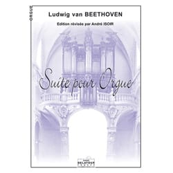 BEETHOVEN - Organ Suite - Sheet Music - di-arezzo.com