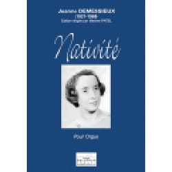 Jeanne Demessieux - Nativity - Sheet Music - di-arezzo.co.uk