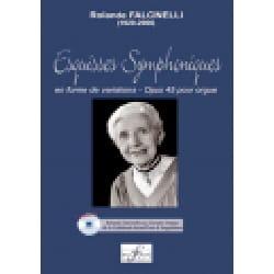 Rolande Falcinelli - Esquisses Symphoniques Op. 45 - Partition - di-arezzo.fr