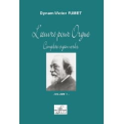 Dynam-Victor Fumet - Oeuvre Pour Orgue Volume 1 - Partition - di-arezzo.fr