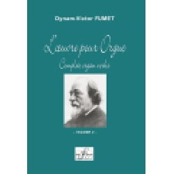 Dynam-Victor Fumet - Oeuvre Pour Orgue Volume 2 - Partition - di-arezzo.fr