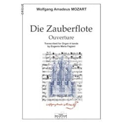 MOZART - Opening: Die Zauberflöte Op. 68d - Sheet Music - di-arezzo.co.uk