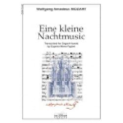 MOZART - Eine Kleine Nachtmusik Opus 68c. - Sheet Music - di-arezzo.co.uk