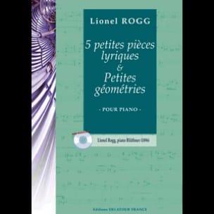 5 Petites Pièces Lyriques et Petites Géométries - laflutedepan.com