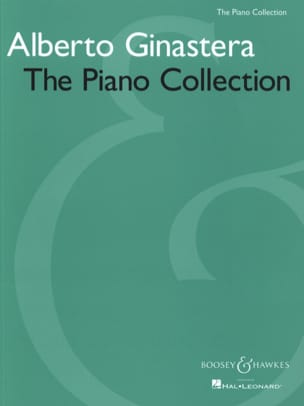 The Piano Collection - Alberto Ginastera - laflutedepan.com