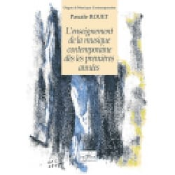 Pascale Rouet - The teaching of contemporary music in the early years - Sheet Music - di-arezzo.com