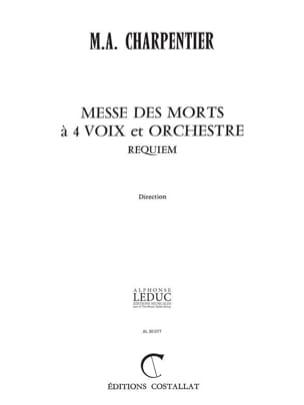 Messe des Morts. Conducteur - laflutedepan.com