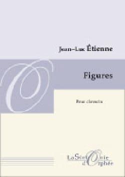 Figures - Jean-Luc Etienne - Partition - Clavecin - laflutedepan.com