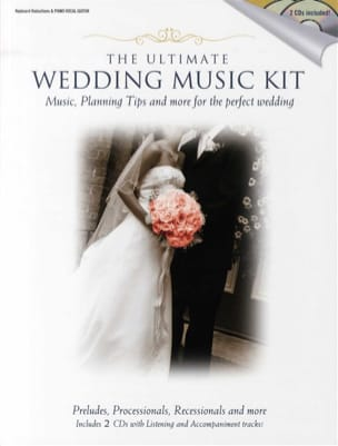 Wedding Music Kit - Partition - Piano - laflutedepan.com