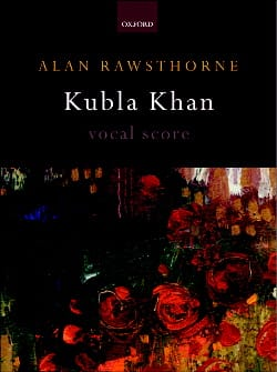 Alan Rawsthorne - Kubla Khan - Partition - di-arezzo.fr