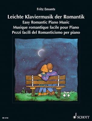 - Leichte Klaviermusik Der Romantik Volume 1 - Partition - di-arezzo.fr
