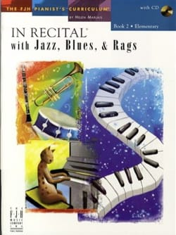 In Recital with jazz, blues & rags. Volume 2 - laflutedepan.com