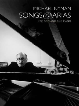 Songs And Arias For Soprano - Michael Nyman - laflutedepan.com
