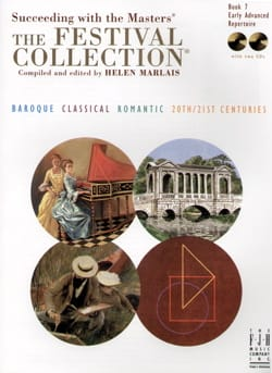 The Festival Collection Volume 7 - Partition - laflutedepan.com