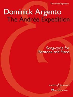 Dominick Argento - アンドレ探検 - 楽譜 - di-arezzo.jp