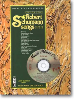Lieder Vx Grave - Robert Schumann - Partition - laflutedepan.com