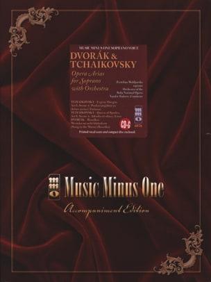 Tchaikovsky Piotr Illitch / Dvorak Anton - Soprano Arias - Partition - di-arezzo.fr