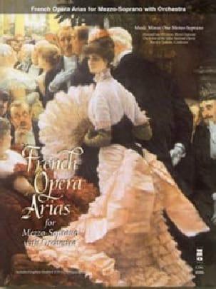 - French Arias For Mezzo-Soprano - Partition - di-arezzo.fr