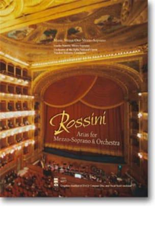 Opera Arias For Mezzo-Soprano - Gioachino Rossini - laflutedepan.com